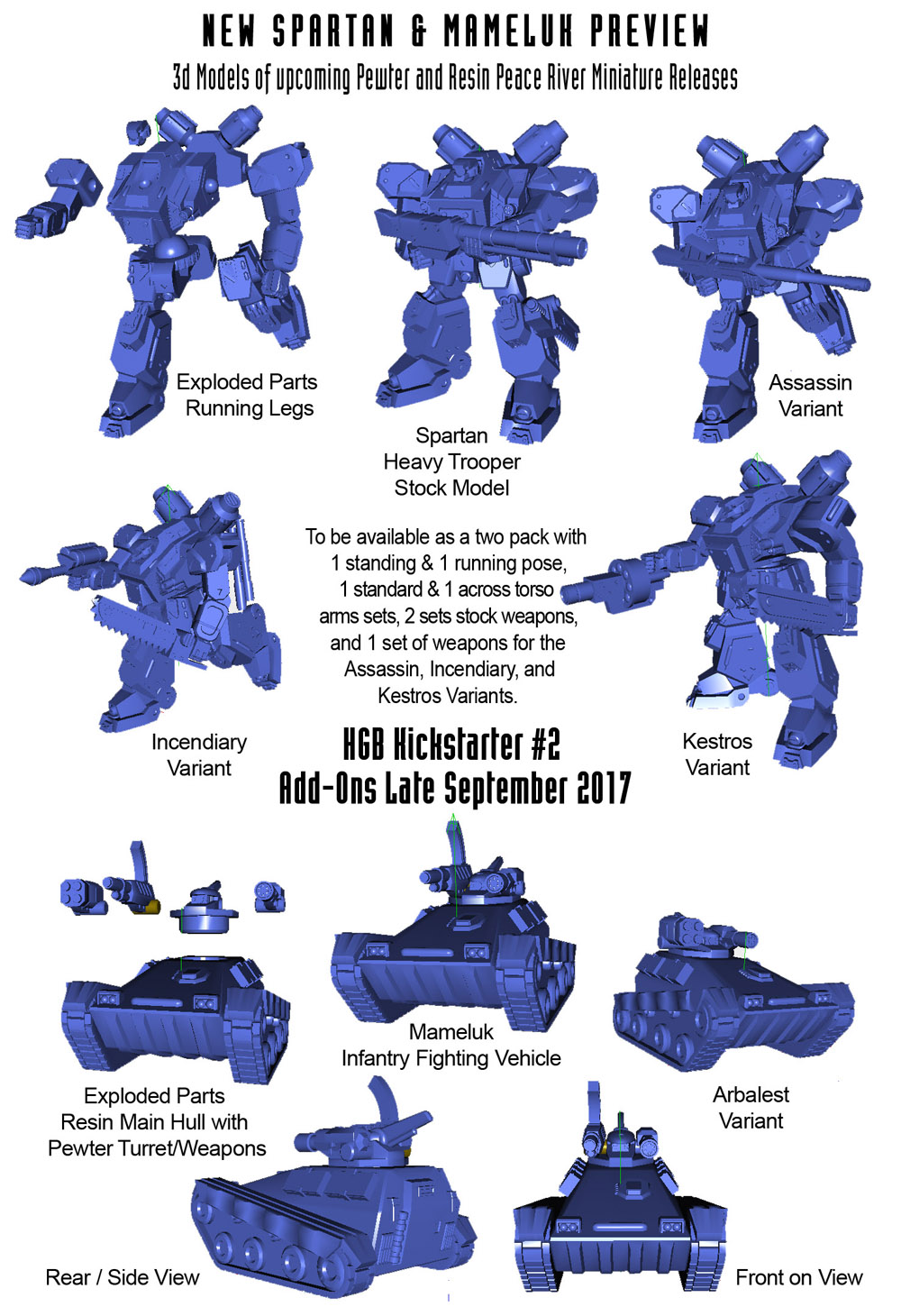 Both will be available as Add-Ons in the upcoming Kickstarter  2 in late  September and later this year on the Dream Pod 9 Online Store. 7be3e81b4c